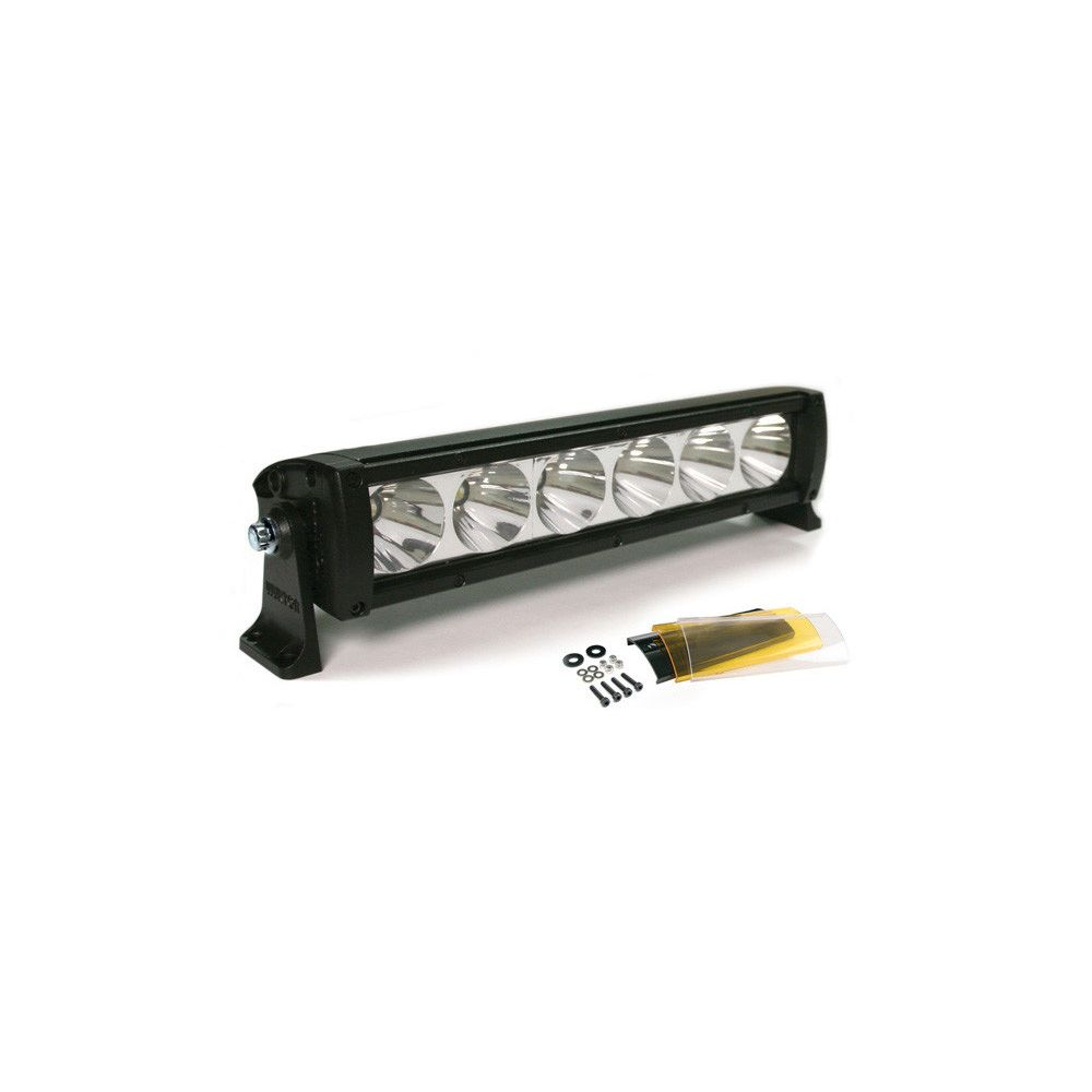 Wurton ® - 12 Inch 10 Watt High Performance Flood Beam LED Light Bar Kit (21122)
