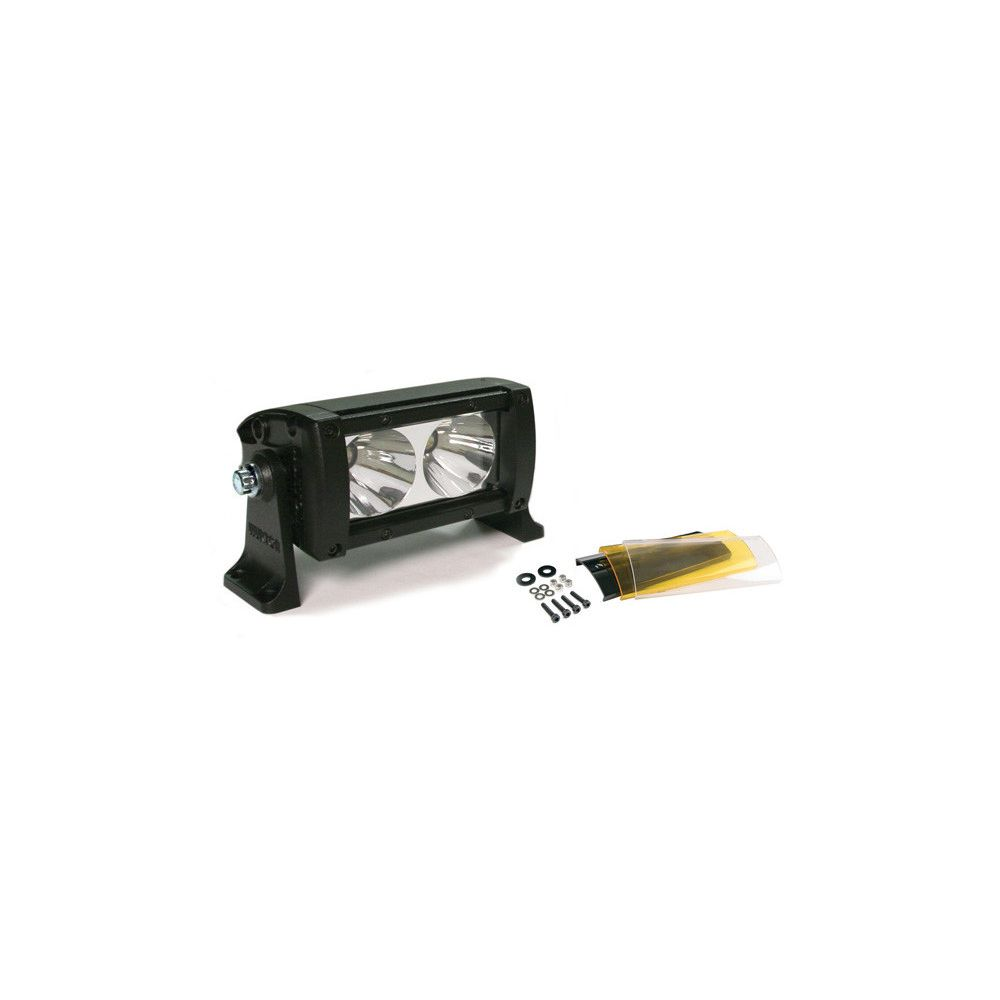 Wurton ® - 5 Inch 10 Watt High Performance Spot Beam LED Light Bar Kit (21051)