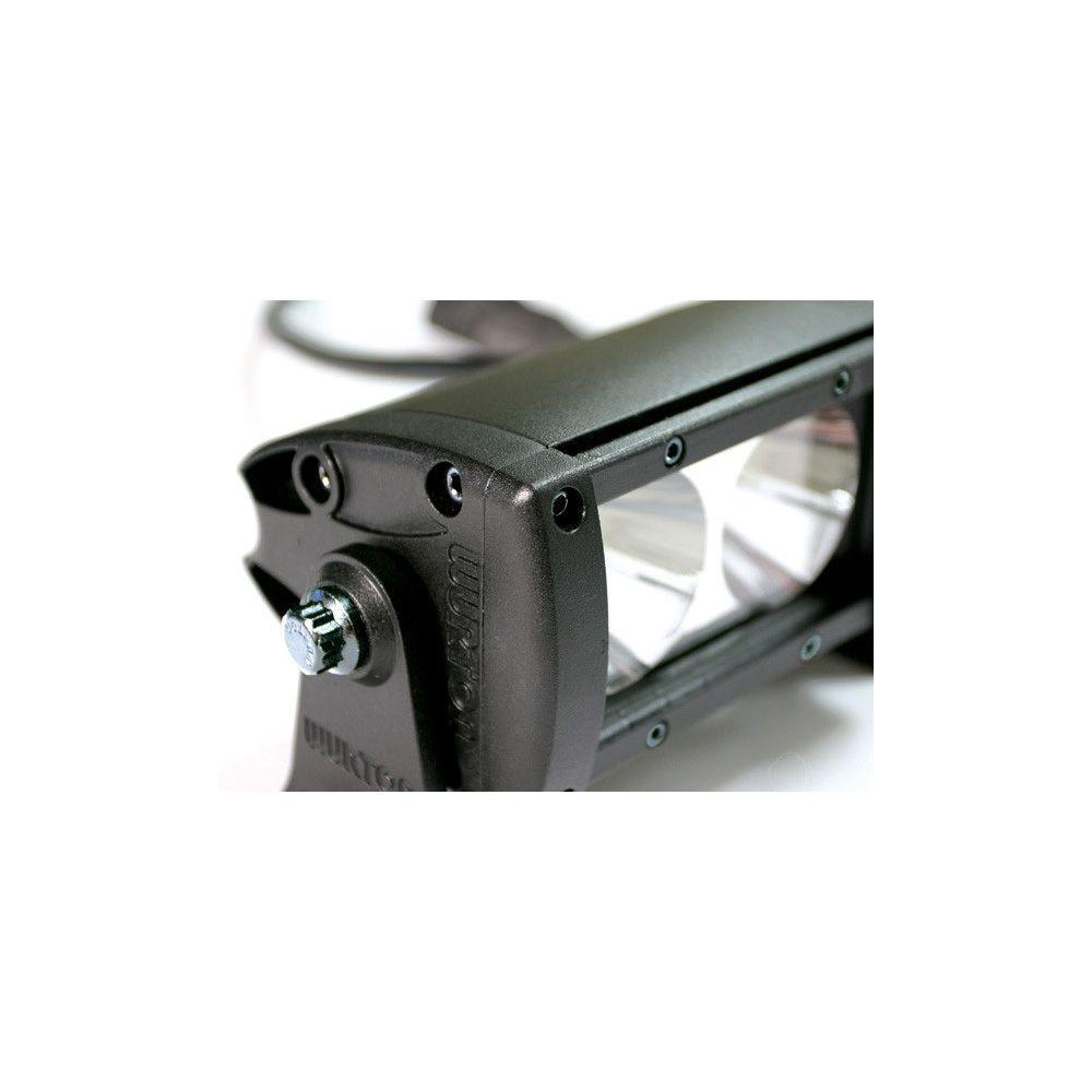 Wurton ® - 18 Inch 10 Watt High Performance Flood Beam LED Light Bar Kit (21182)