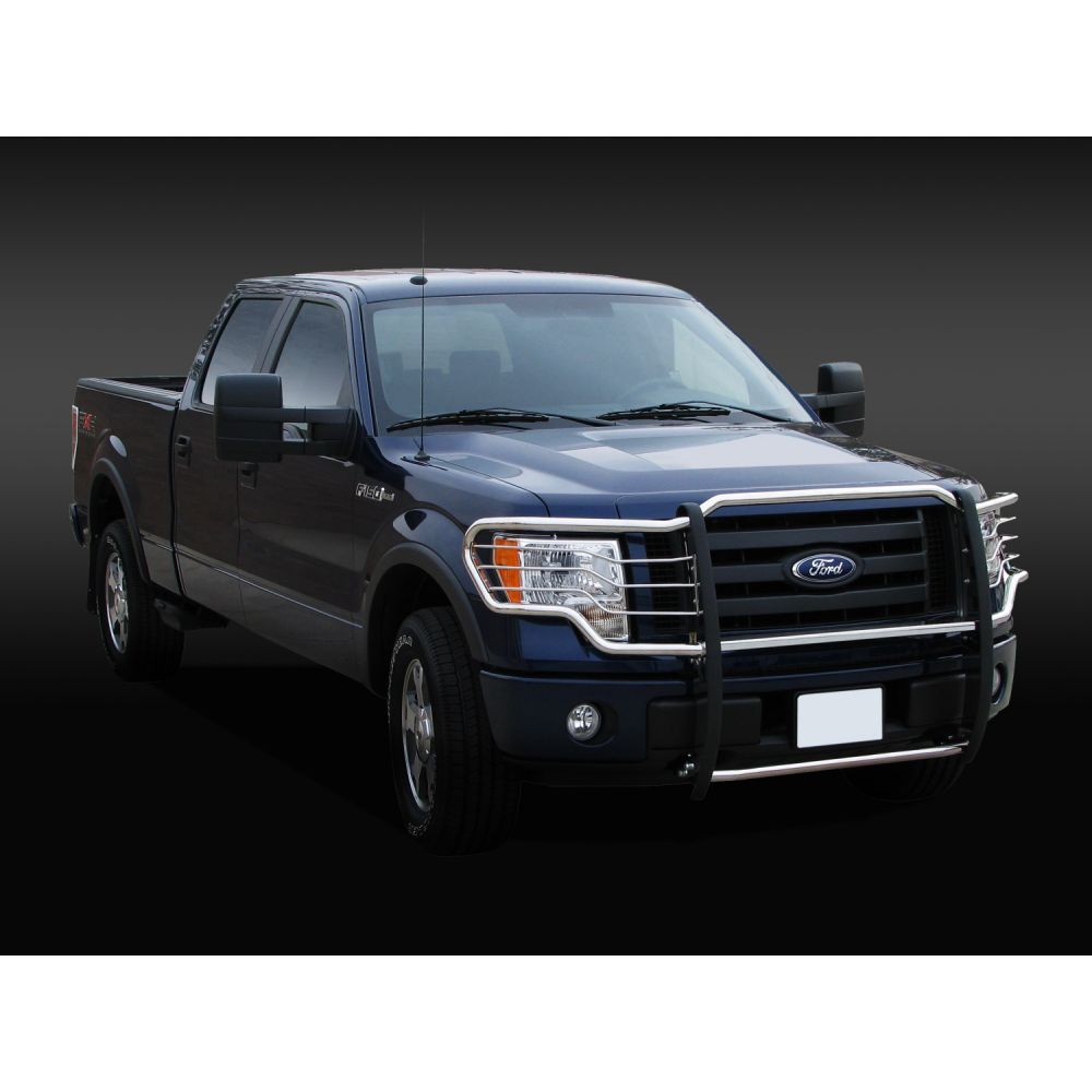 Black Horse Off Road ® - Grille Guard (17FP30A)