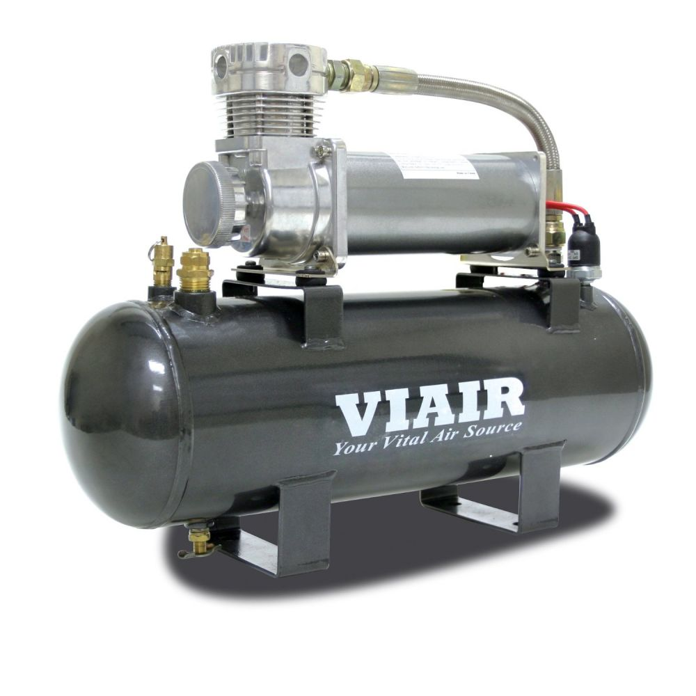 Viair ® - High Flow Air Source Kit 200 PSI (20008)