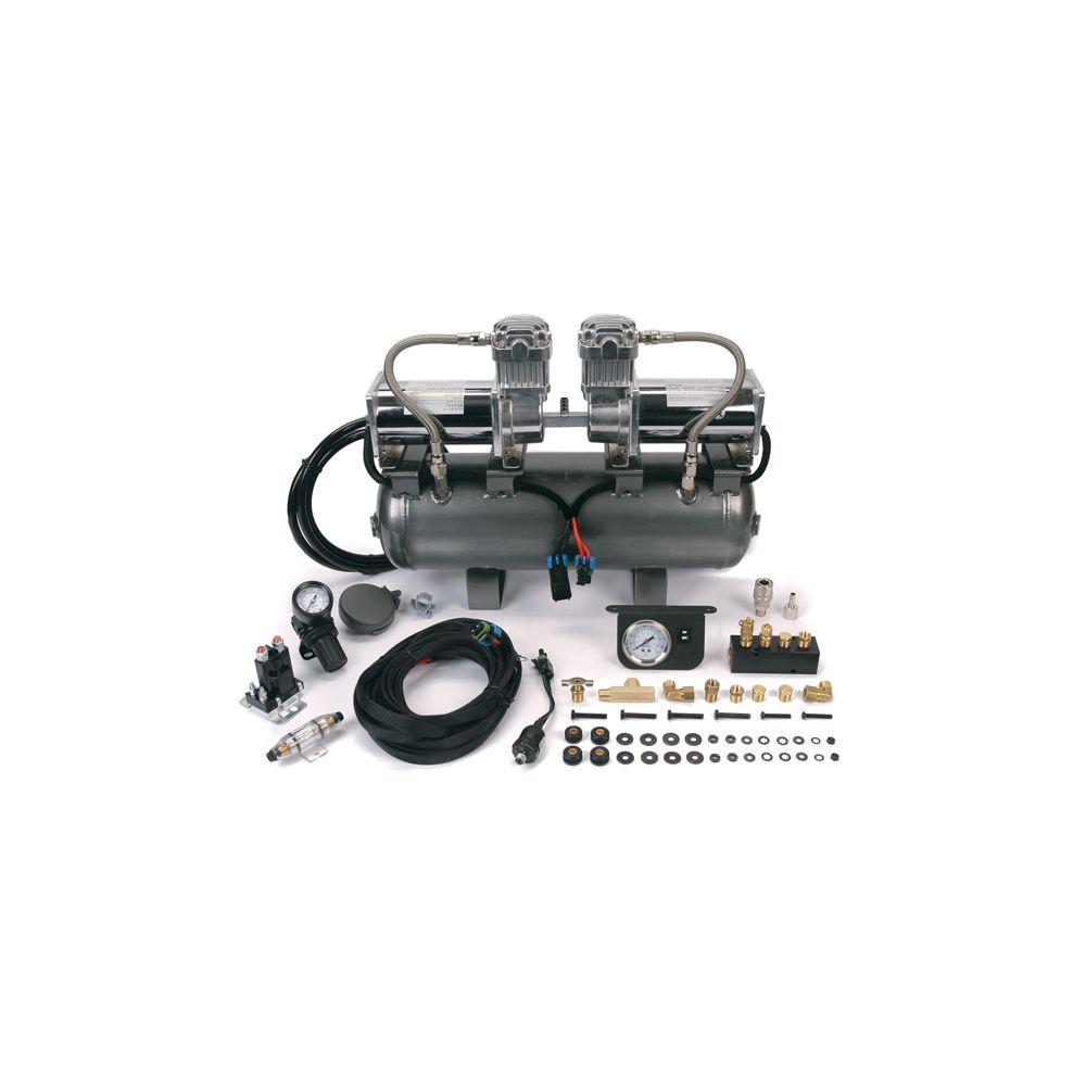 Viair ® - High Pressure Universal Onboard Air System 2on2 Platform (30018)