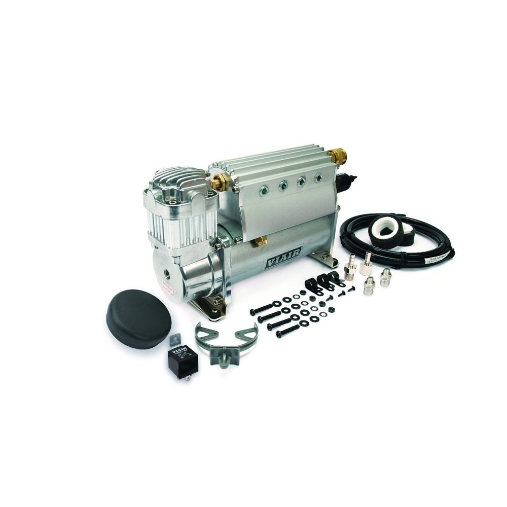 Viair ® - Constant Duty Base Model Kit Automatic Deployment Air System (45052)