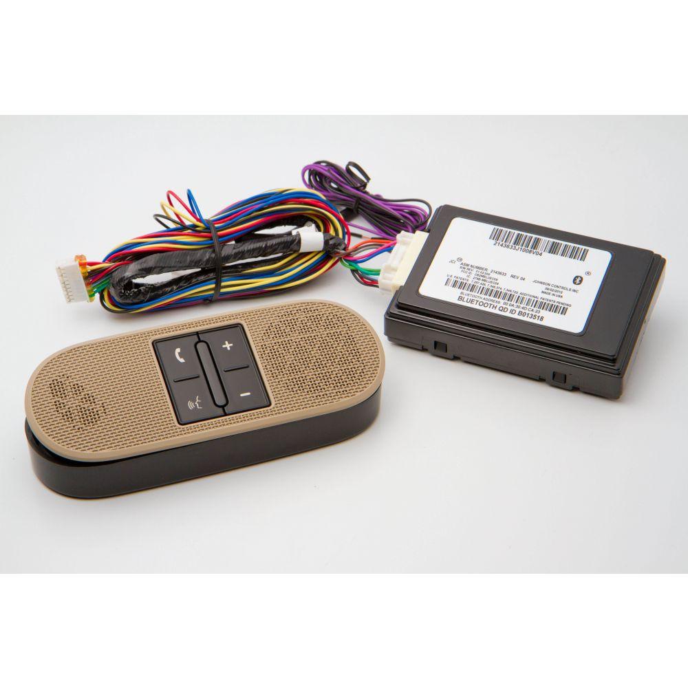 Mito Auto ® - BlueConnect Oak OEM Handsfree Bluetooth Kit (55-1346BCOK)