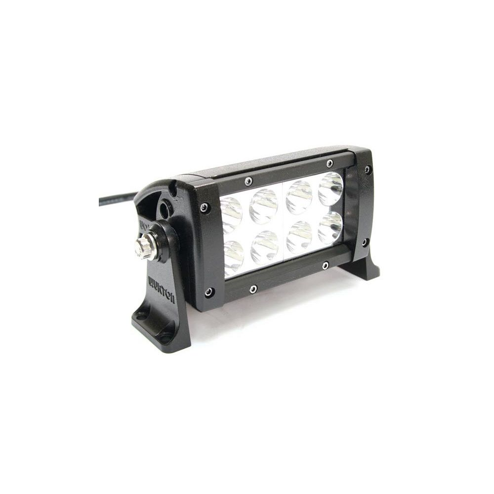 Wurton ® - 6 Inch 5 Watt High Power Flood Beam LED Light Bar Kit (30621)