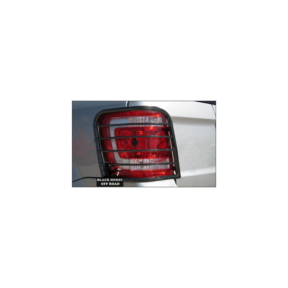 Black Horse Off Road ® - Tail Light Guards (7G048806A)