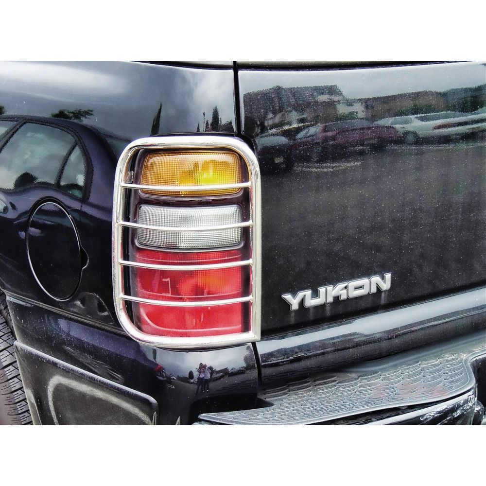Black Horse Off Road ® - Tail Light Guards (7GJ15A)