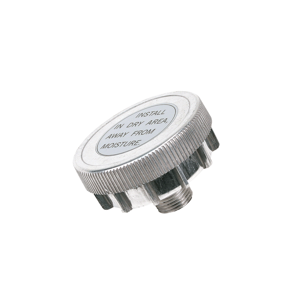 Viair ® - Direct Inlet Air Filter Assemblies Silver Metal Housing (92627)