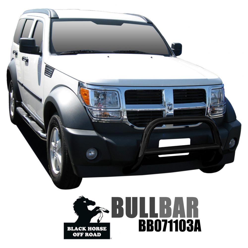 Black Horse Off Road ® - Bull Bar (BB071103A)