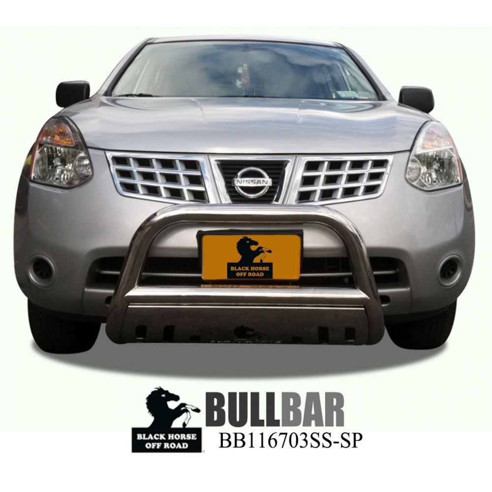 Black Horse Off Road ® - Bull Bar (BB116703SS-SP)