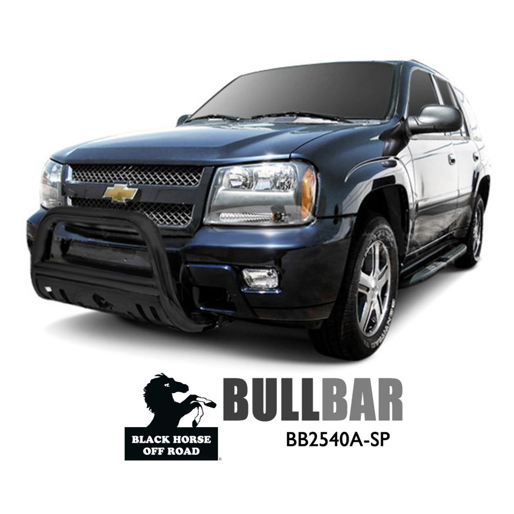 Black Horse Off Road ® - Bull Bar (BB2540A-SP)