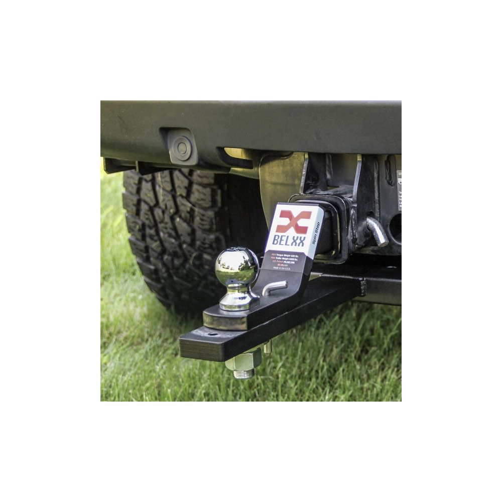 BELXX ® - Spin Lifted Truck Step All-In-One 2
