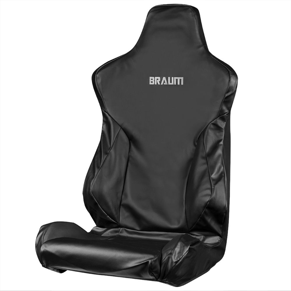 Braum ® - Custom Fitted Seat Protector For Elite and Elite-X and Venom Racing Seats Series (BRAC-ELSC)