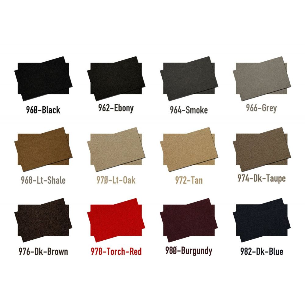 Lloyd Mats ® - Velourtex Pick Color Front Floor Mats For Chevrolet Camaro 1967-74 with SS 350 Embroidery