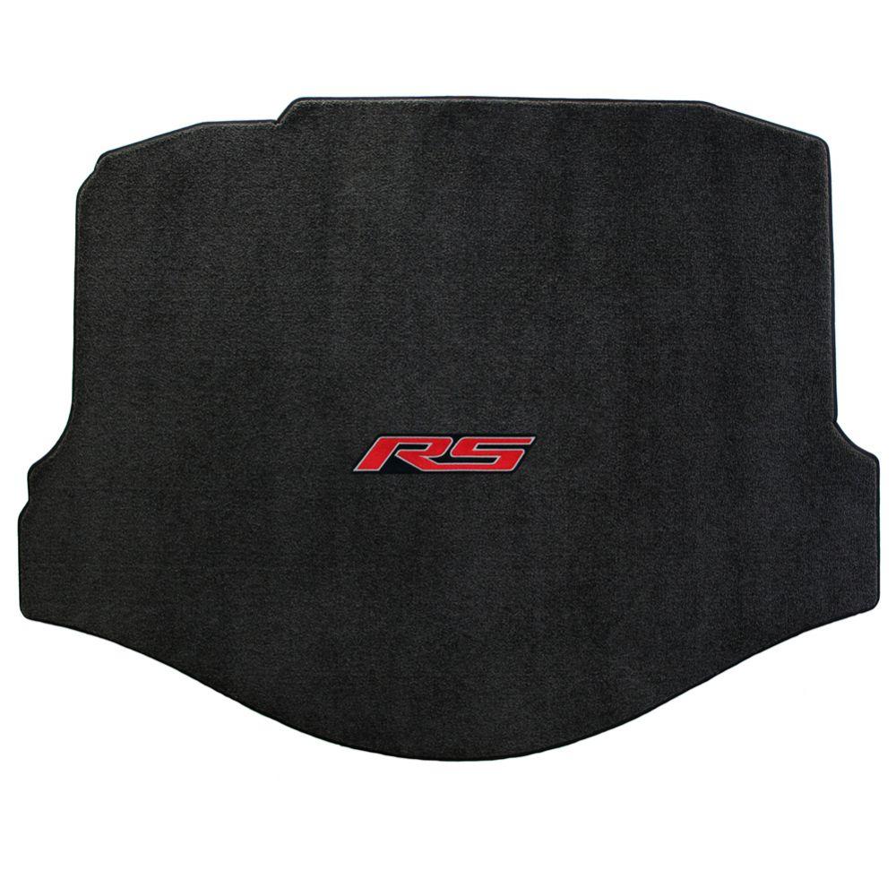 Lloyd ® - Ultimat™ Ebony Custom Trunk Mat With Red RS Logo (600009)