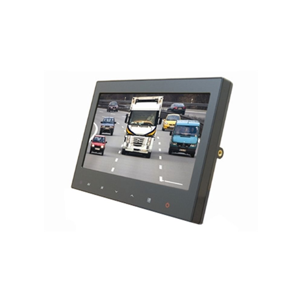 Mito Auto ® - CAMOS 7 Inch LCD Monitor For M1 System With Audio and 4 Inputs (01-CM709M1)