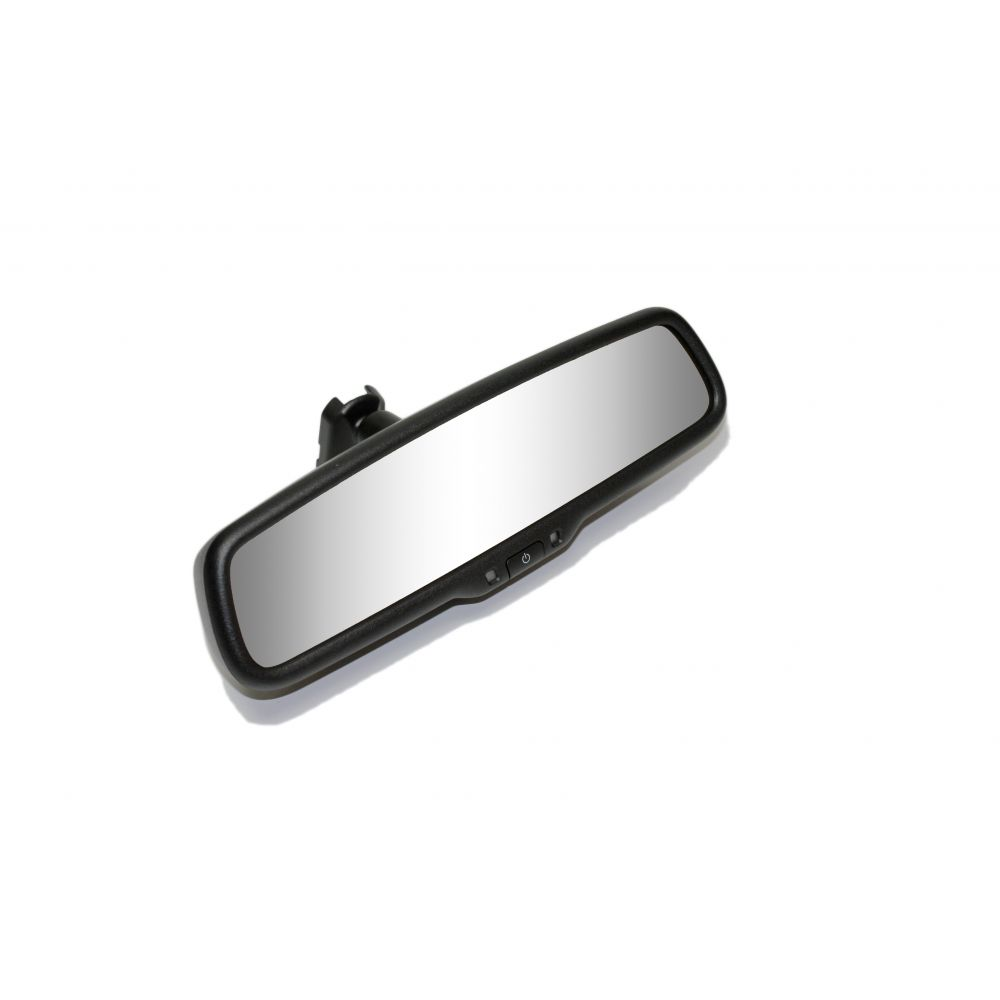 Mito Auto ® - Gentex Auto-Dim Universal Rearview Mirror With 3.3 Inch RCD (50-GENK332S)