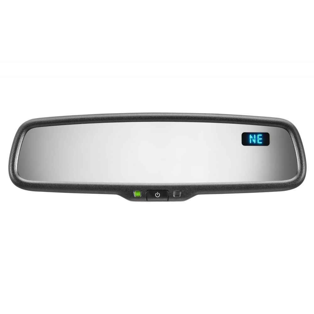 Mito Auto ® - Gentex Auto-Dim Universal Rearview Mirror with Compass (50-GENK5AM)
