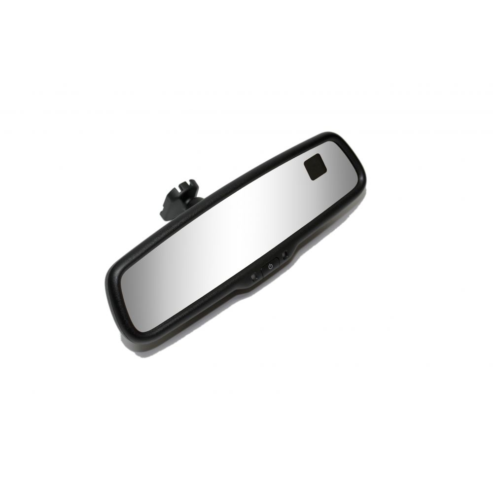 Mito Auto ® - Gentex Auto-Dim Universal Rearview Mirror with Compass and Temperature (50-GENK20A)