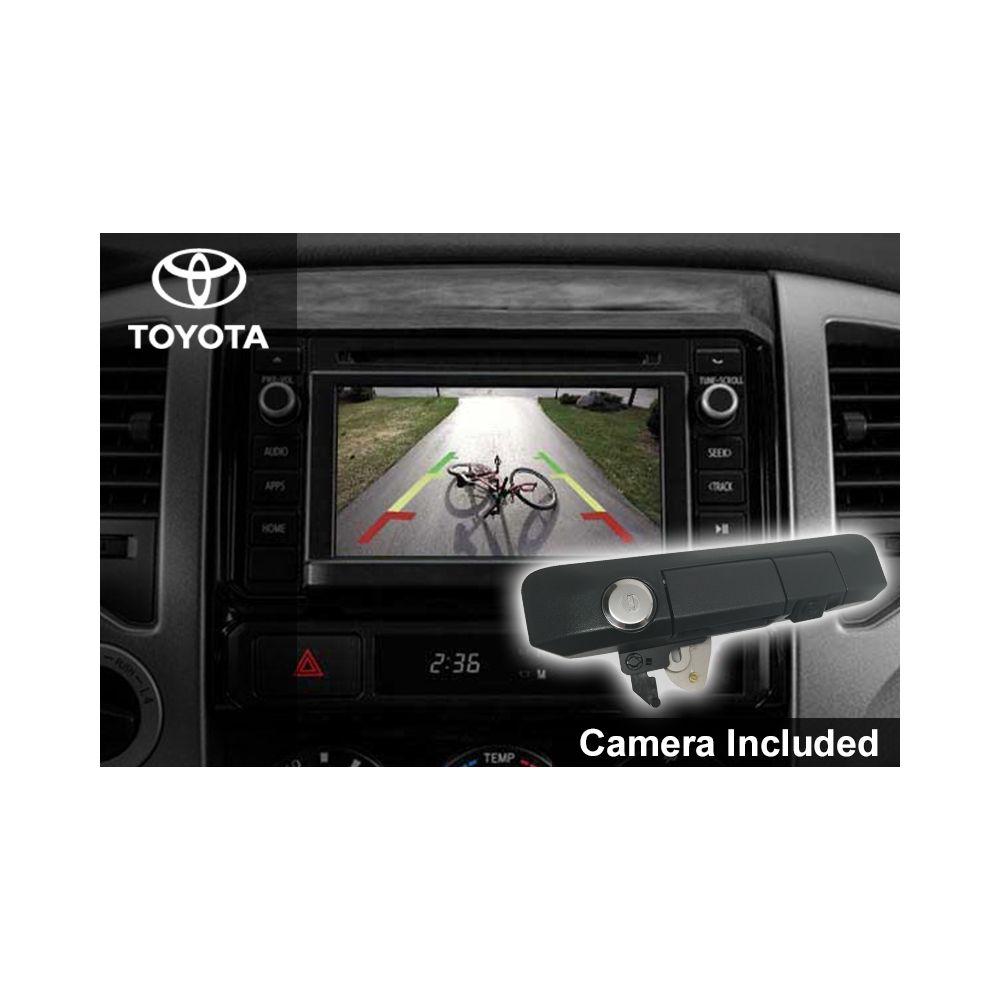Mito Auto ® - Rear Factory Screen Integration Camera Kit (20-TACOMACAMKIT1)
