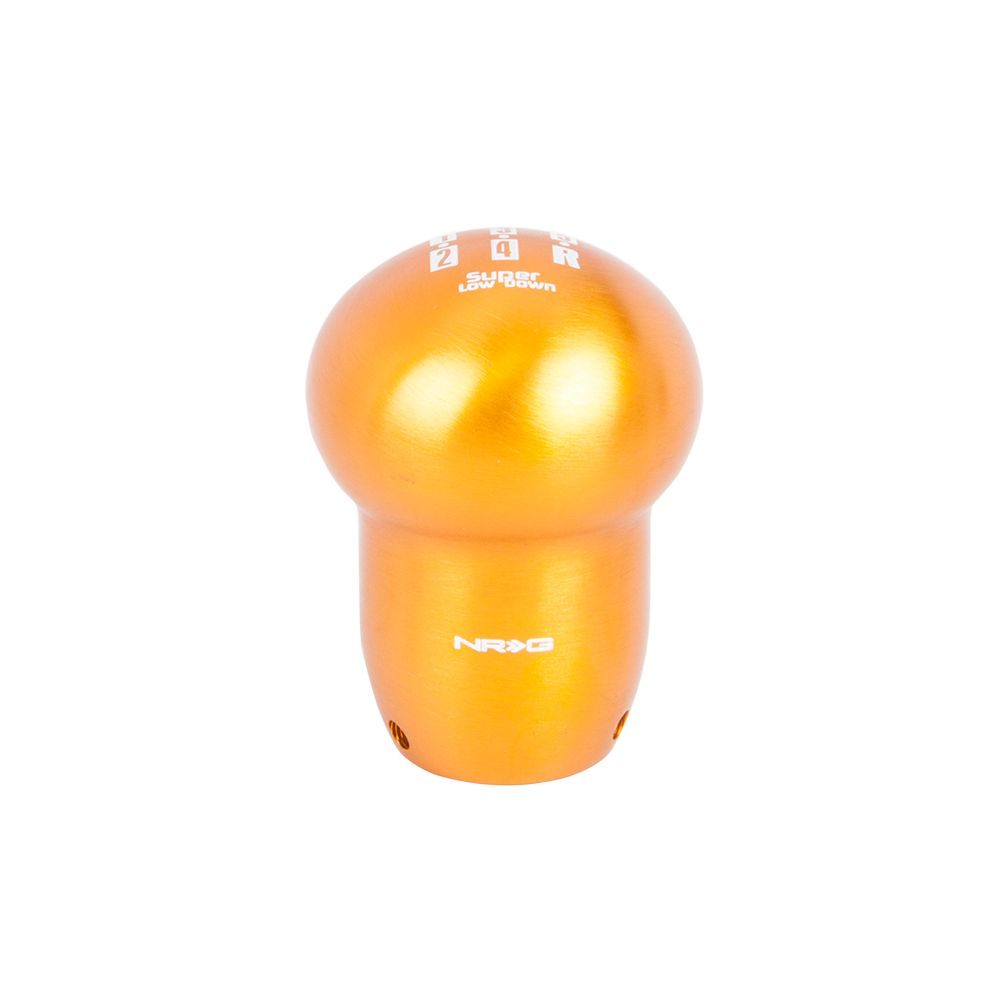 NRG ® - 6 Speed Rose Gold Super Low Down Universal Shift Knob (SK-141RG)