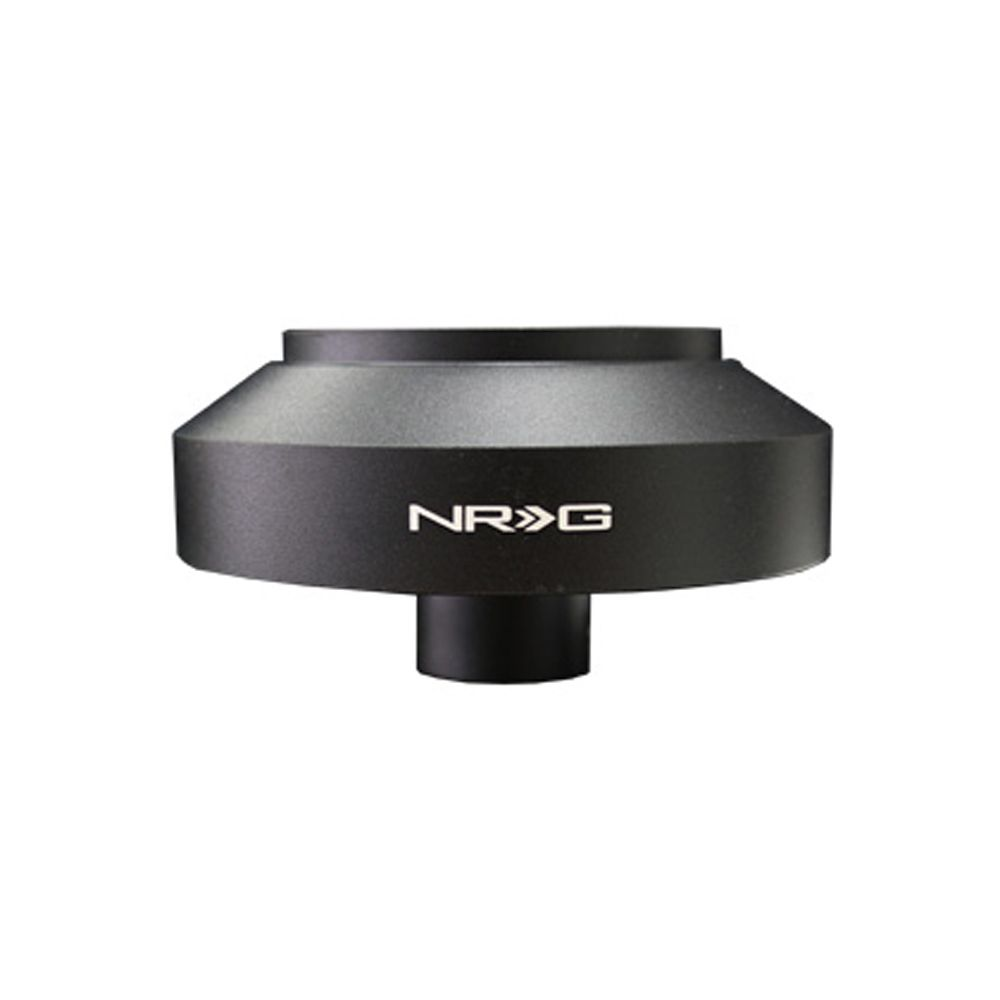 NRG ® - Black Short Hub Adapter (SRK-141H)