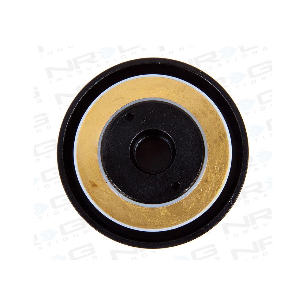 NRG ® - Black Short Hub Adapter (SRK-142H)