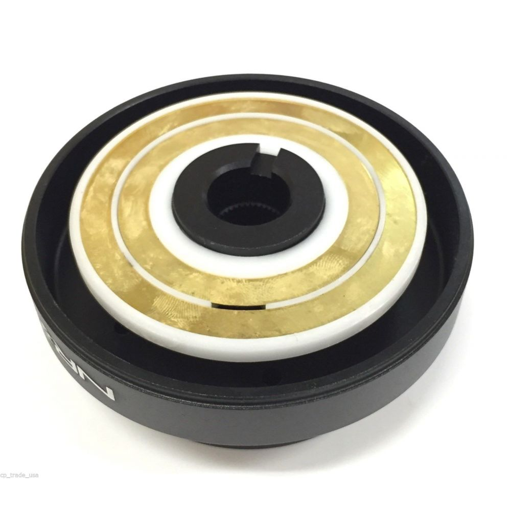 NRG ® - Black Short Hub Adapter (SRK-172H)