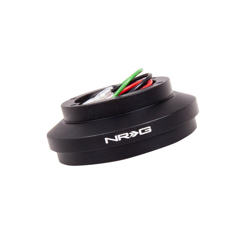 NRG ® - Black Short Hub Adapter (SRK-174H)