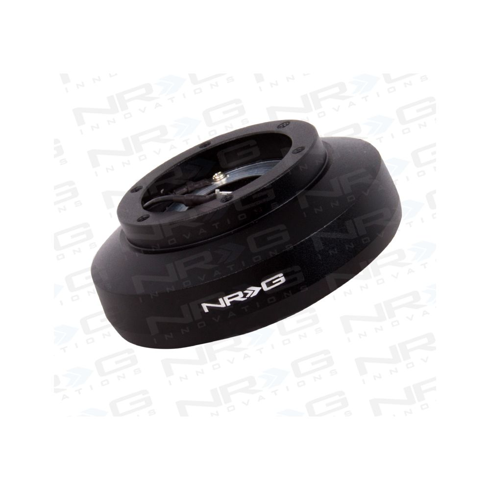 NRG ® - Black Short Hub Adapter (SRK-SSH)