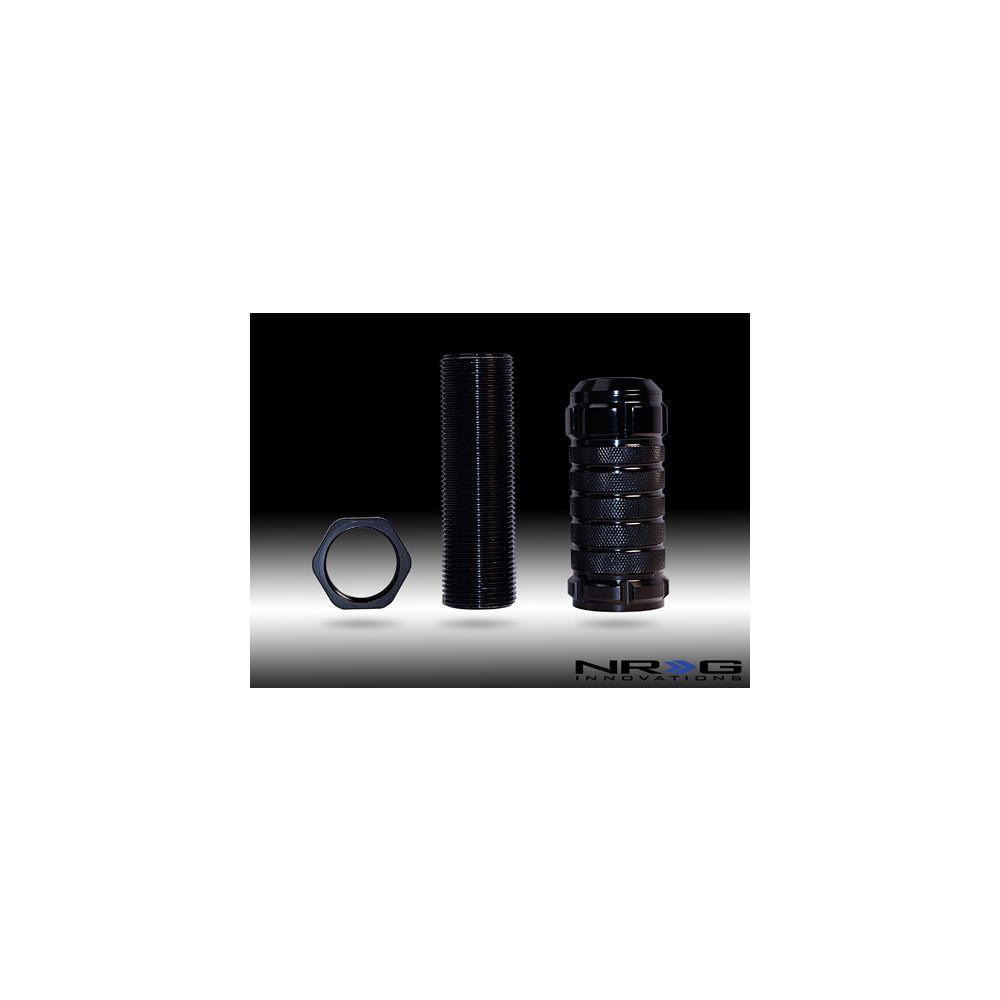 NRG ® - Black Stealth Adjustable Shift Knob (SK-500BK-1)