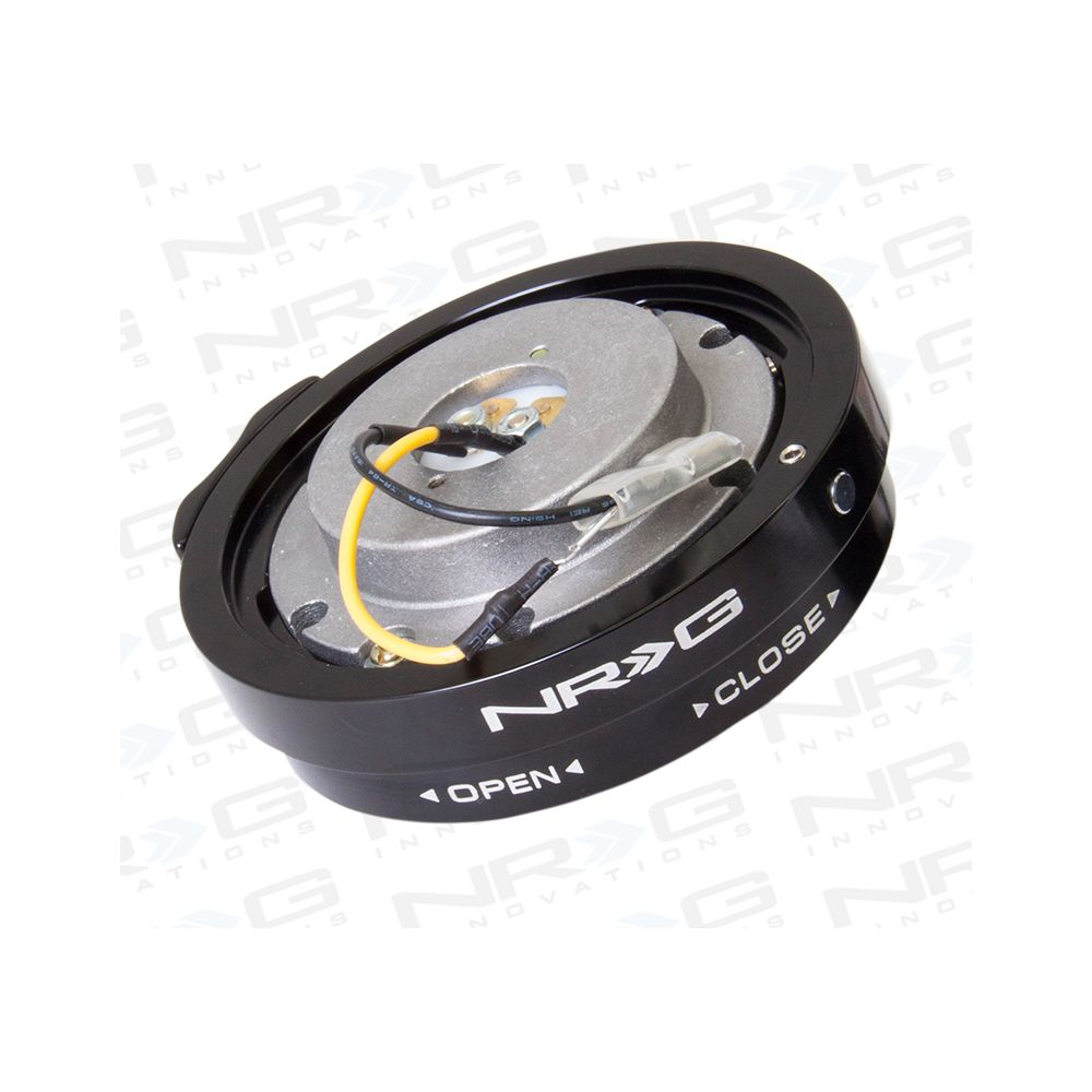 NRG ® - Black Thin Quick Release Adapter (SRK-400BK)
