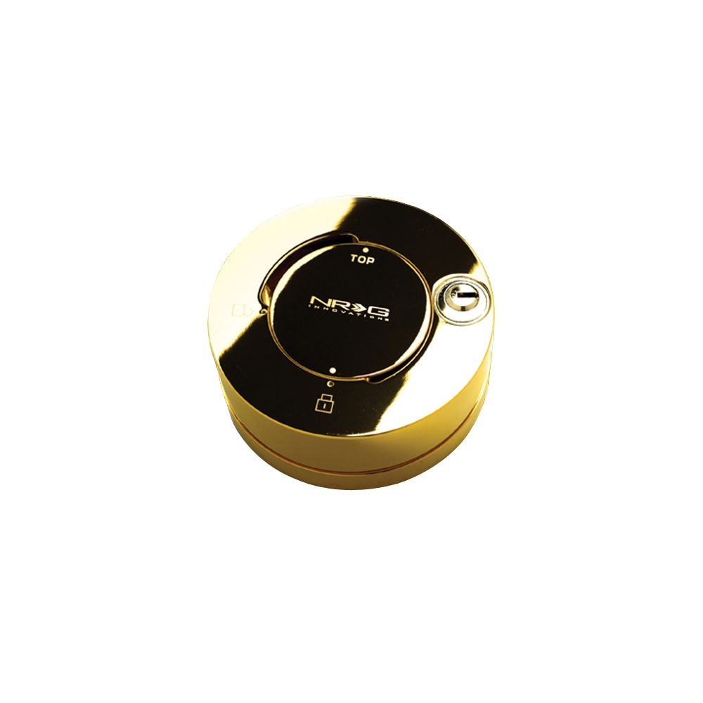NRG ® - Chrome Gold Quick Lock (SRK-101C/GD)
