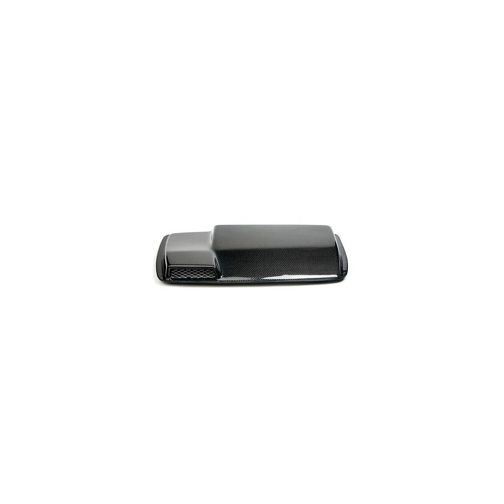 NRG ® - Fiberglass A-Style Hood Scoop (FRP-S100)