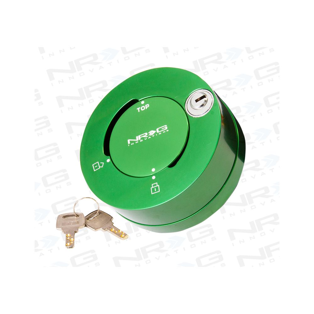 NRG ® - Green Quick Lock (SRK-101GN)