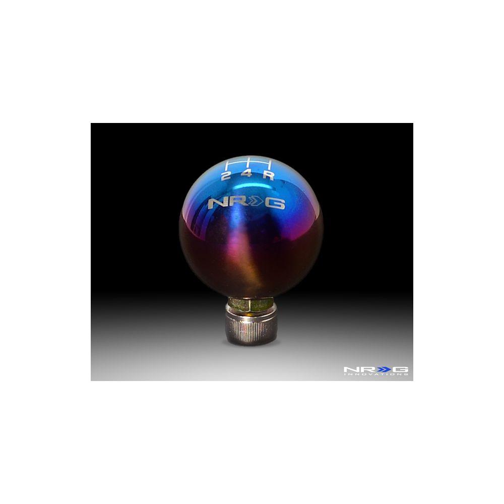 NRG ® - Honda 42mm 5 Speed Burnt Titanium Ball Style Shift Knob (SK-300TI)