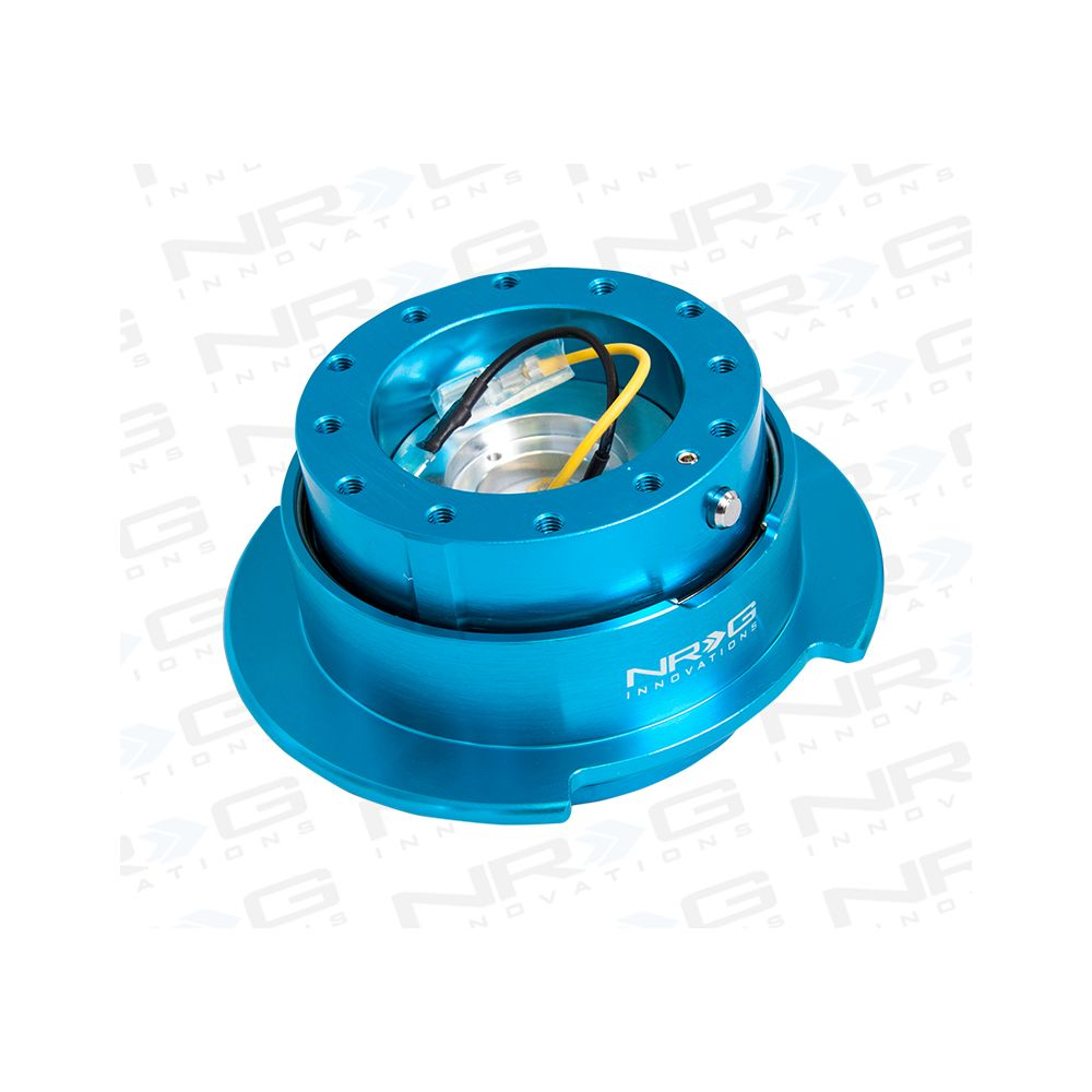 NRG ® - Quick Release New Blue Body with New Blue Ring (SRK-250NB)