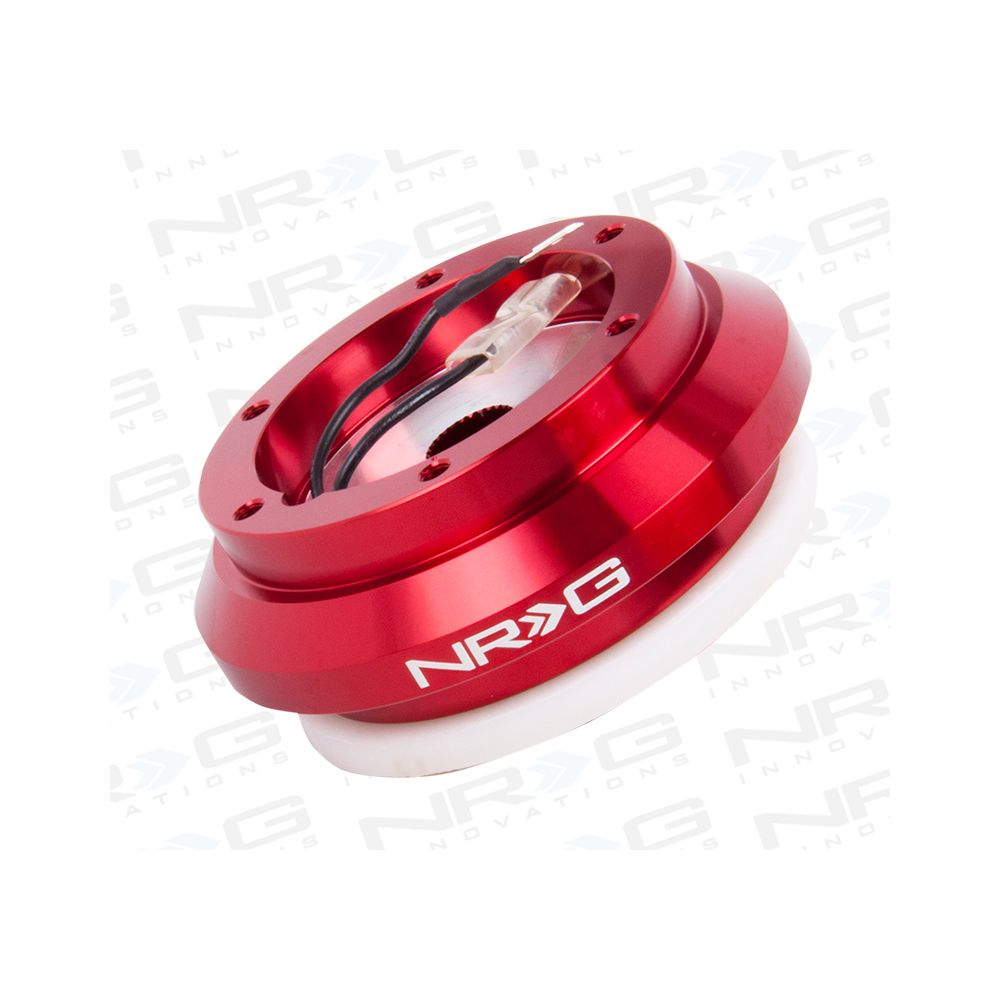 NRG ® - Red Short Hub Adapter (SRK-110H-RD)