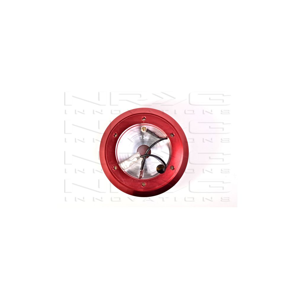 NRG ® - Red Short Hub Adapter (SRK-130H-RD)