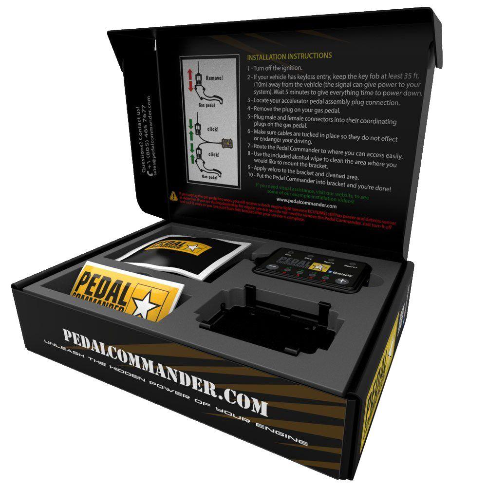 Pedal Commander ® - Bluetooth Throttle Response Controller PC76-BT For 2006+ Dodge Sprinter