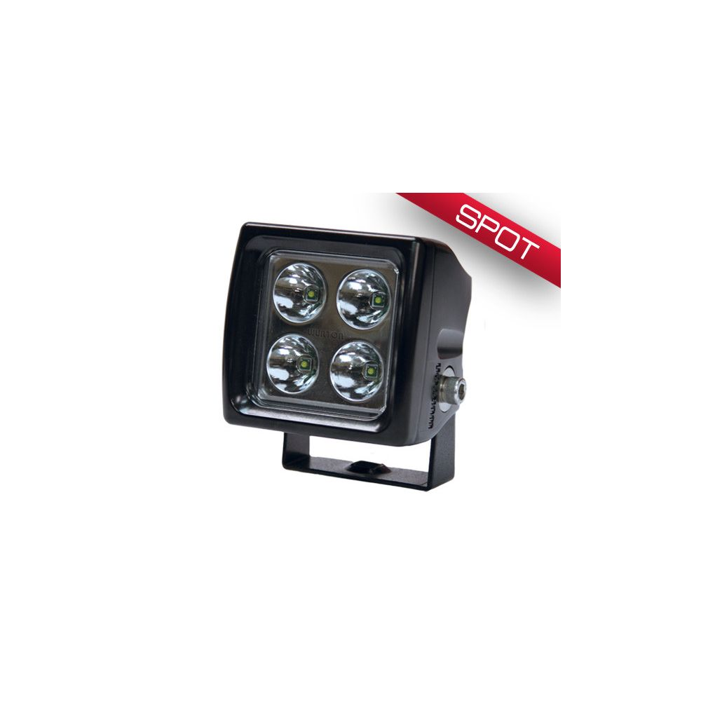 Wurton ® - 3 Inch 5 Watt Single Scout LED Spot Beam Cube Light (34041)
