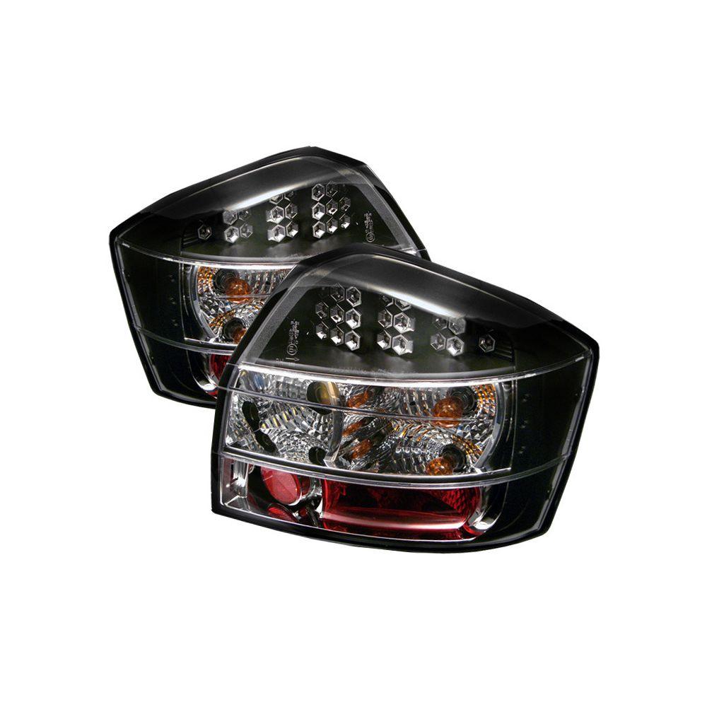 Spyder Auto ® - Black LED Tail Lights (5000026)