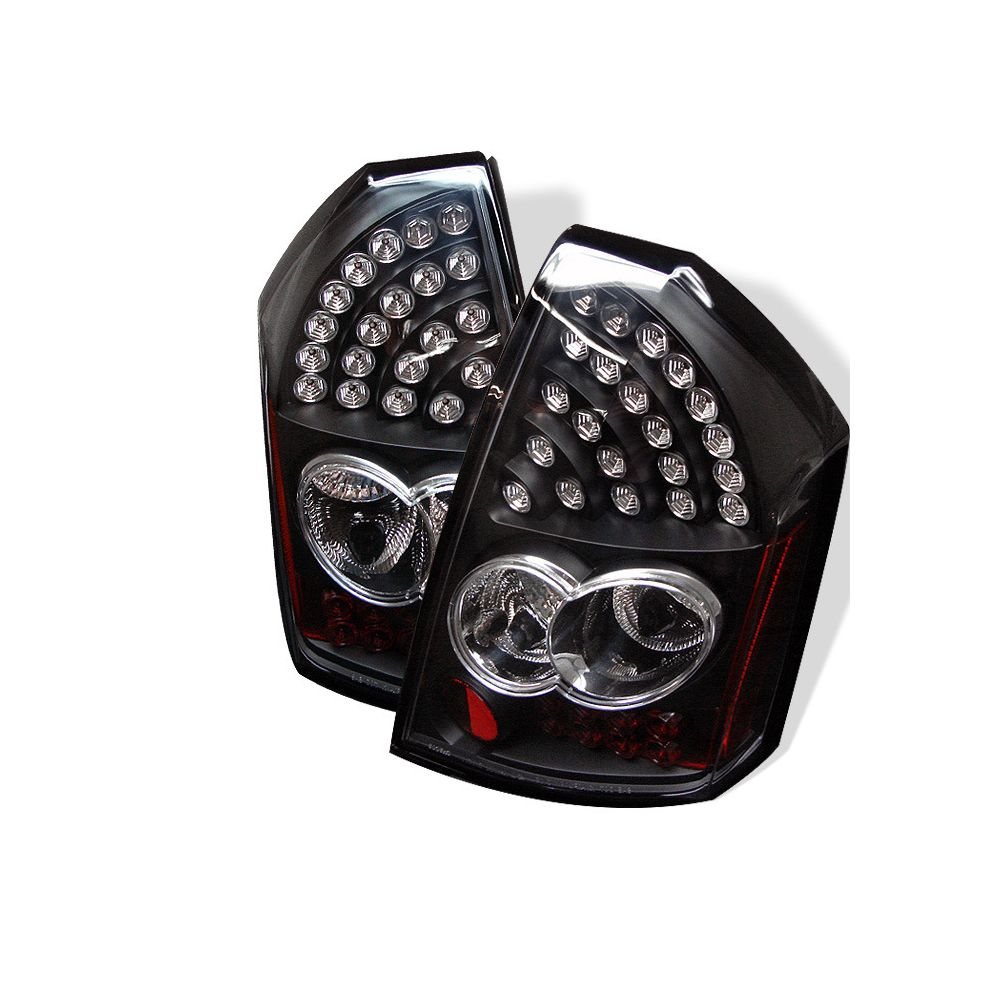 Spyder Auto ® - Black LED Tail Lights (5001627)