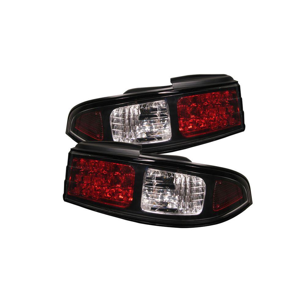 Spyder Auto ® - Black LED Tail Lights (5006622)