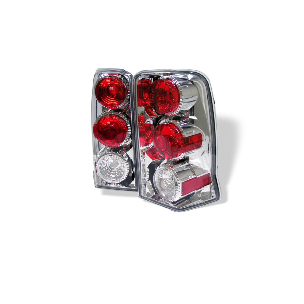 Spyder Auto ® - Chrome Euro Style Tail Lights (5001603)