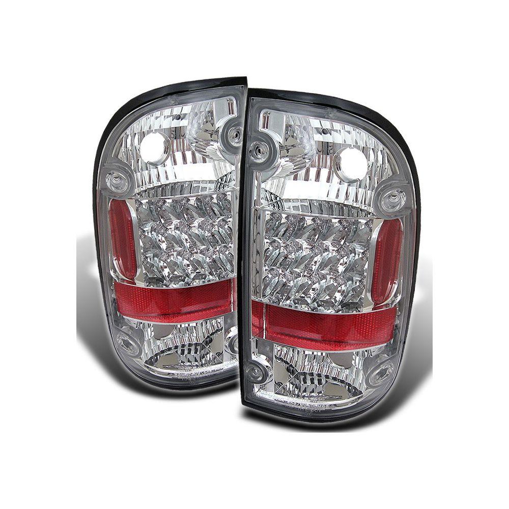 Spyder Auto ® - Chrome LED Tail Lights (5007865)