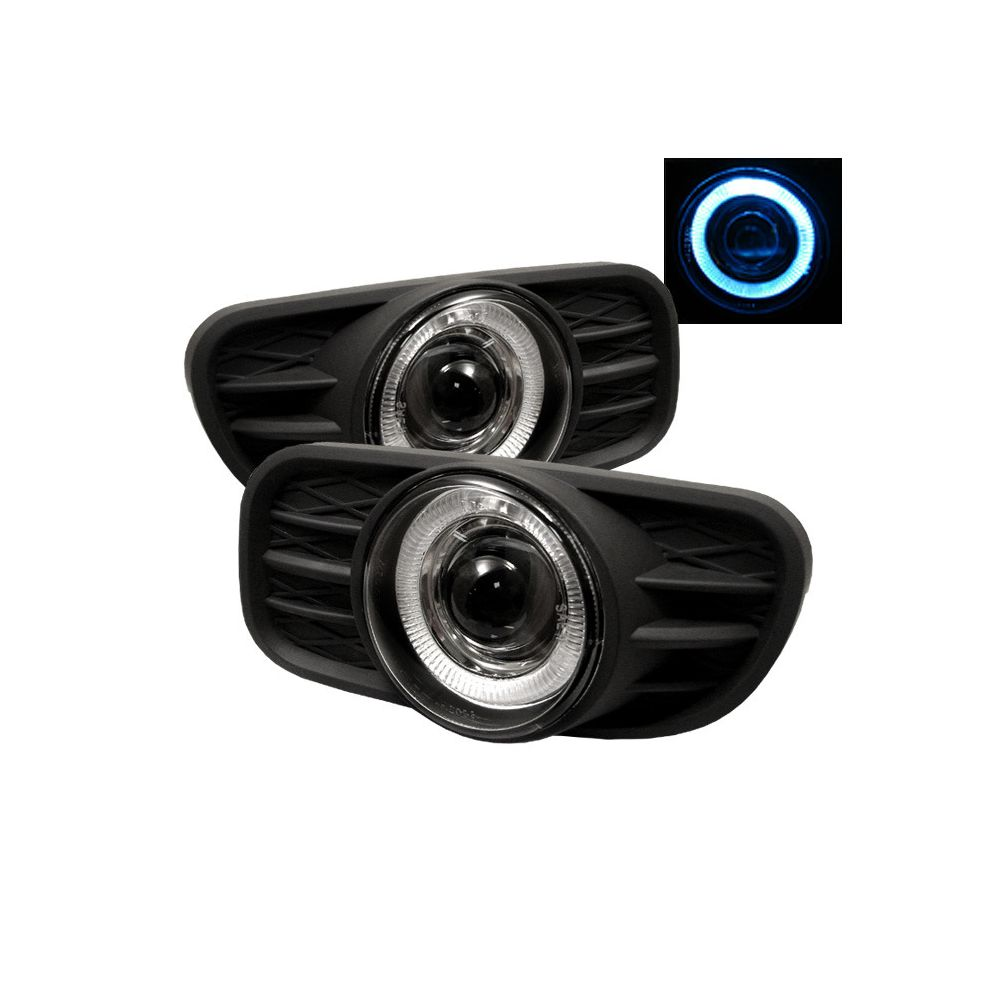 Spyder Auto ® - Clear Halo Projector Fog Lights (5021496)