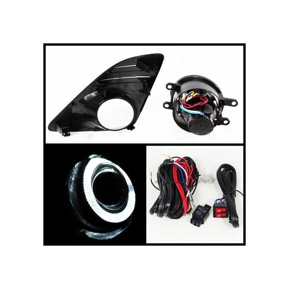 Spyder Auto ® - Clear Halo Projector Fog Lights (5064783)