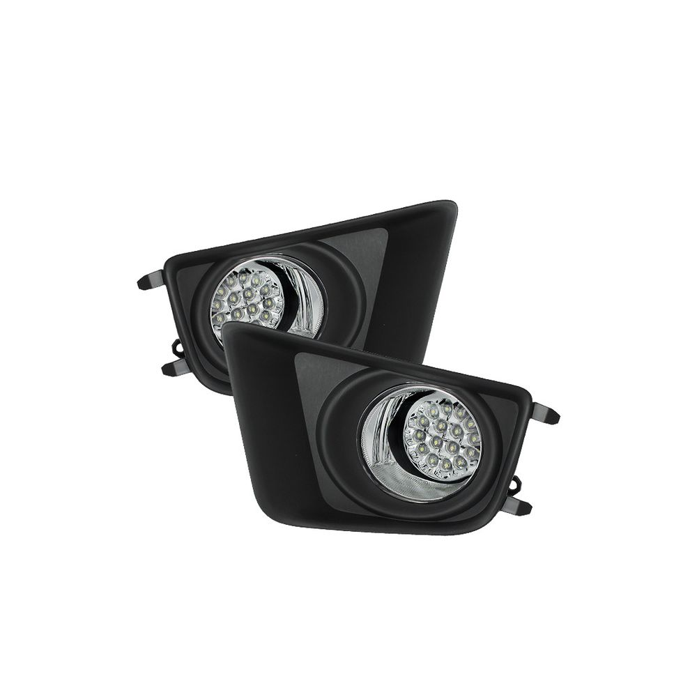 Spyder Auto ® - Clear LED Fog Lights (5075154)