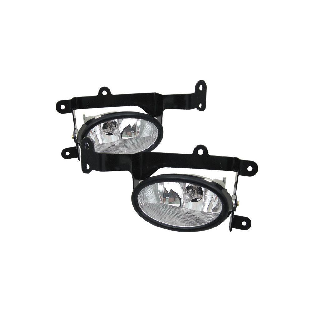 Spyder Auto ® - Clear OEM Style Fog Lights (5020963)